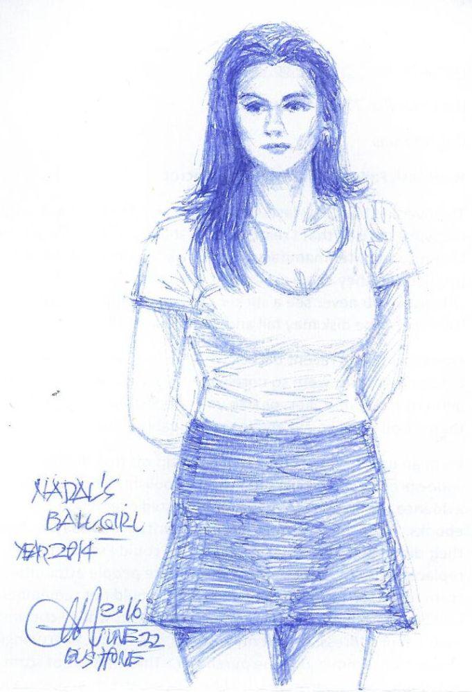 Nadals_Ball_Girl_2014_RIO